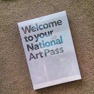NationalArtPass