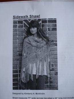 SidewalkShawlPattern