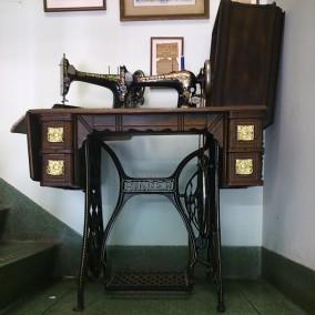AntiqueSingerMachine