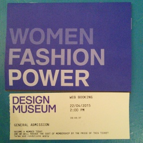 WomenFashionPowerTicket